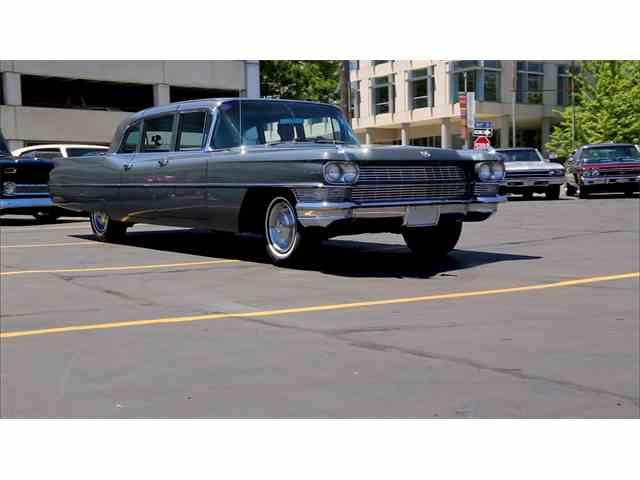 1965 Cadillac Limousine | 1008095
