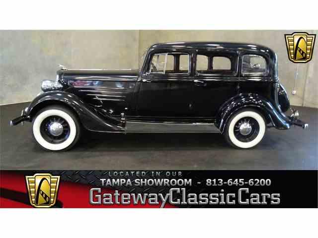 1934 Dodge Sedan | 1008098