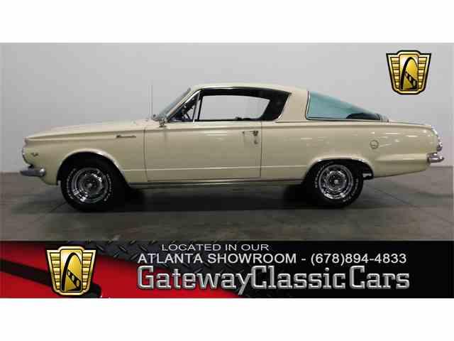 1965 Plymouth Barracuda | 1008106