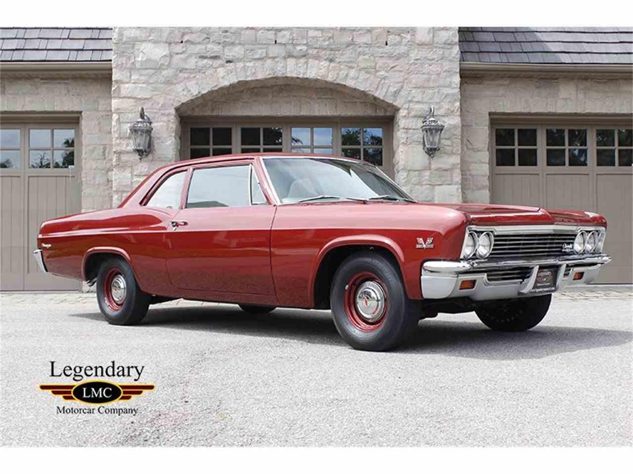 1966 Chevrolet Biscayne for Sale | ClassicCars.com | CC-1008107