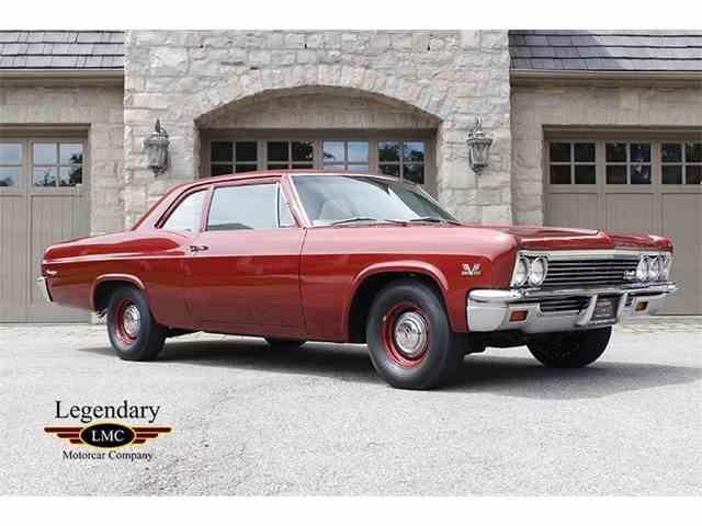 1966 Chevrolet Biscayne   1008107