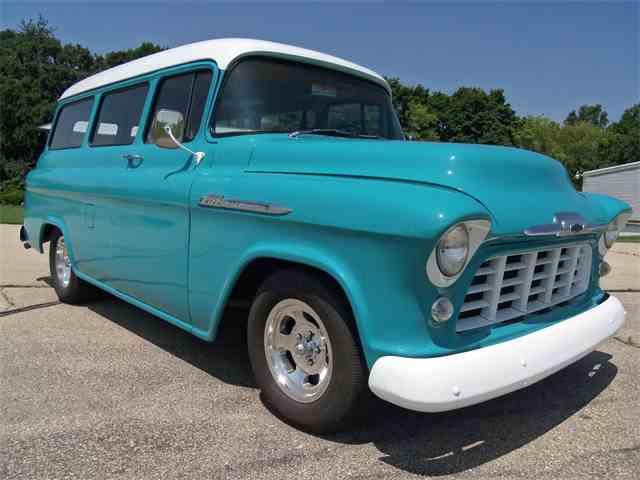 1957 Chevrolet 3100 | 1000811