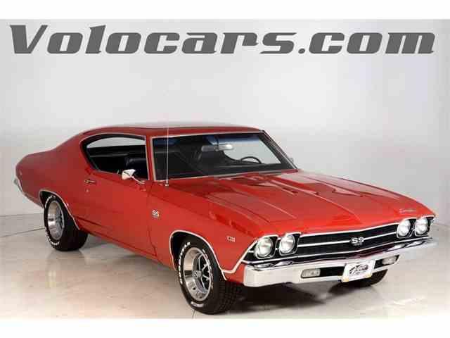 1969 Chevrolet Chevelle SS | 1008112
