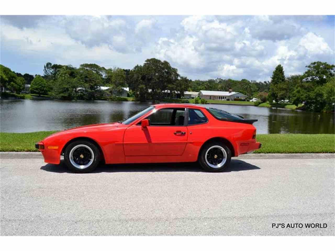 1983 porsche 944 for  | classiccars | cc-1008115