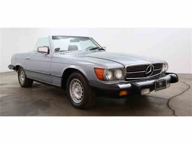 1981 Mercedes-Benz 380SL | 1008121
