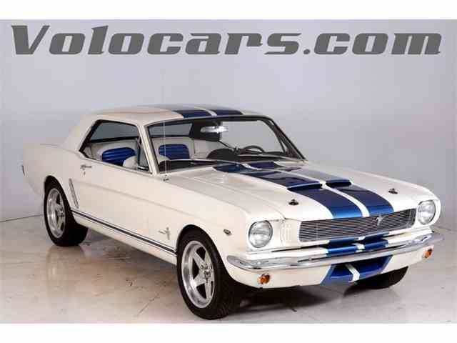 1965 Ford Mustang   1008124