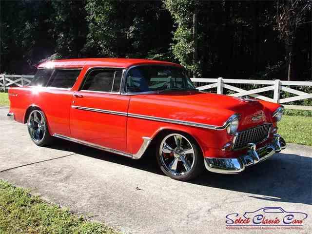 1955 Chevrolet Nomad | 1008125
