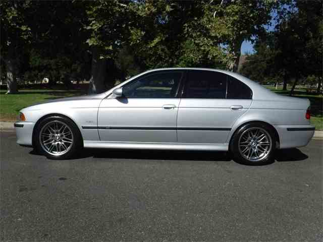 2002 BMW M5   1008127