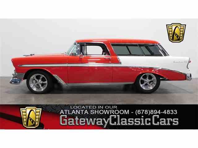 1956 Chevrolet Nomad | 1008129