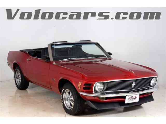 1970 Ford Mustang | 1008132