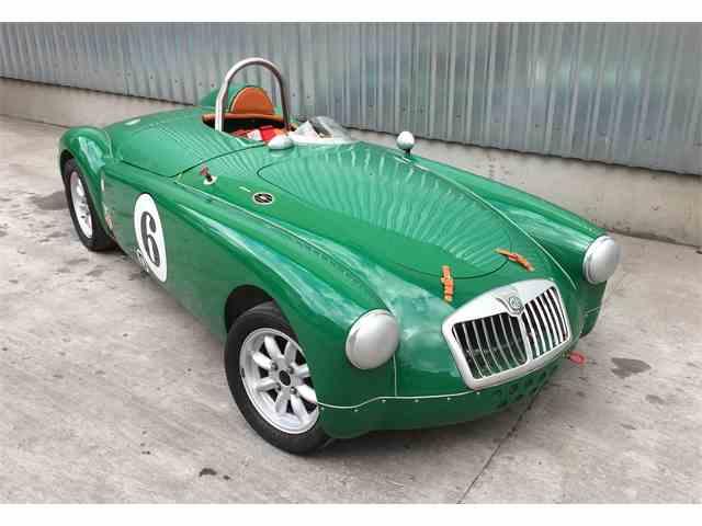 1958 MG MGA Racecar | 1008163
