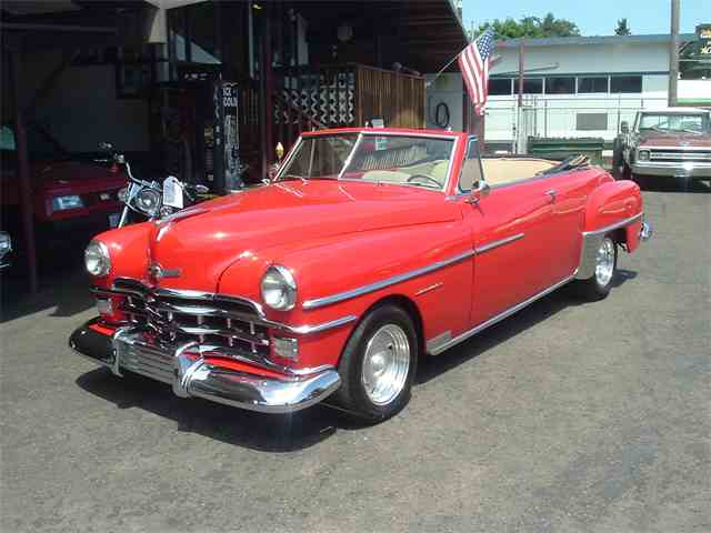 1949 Chrysler Windsor Custom | 1008164