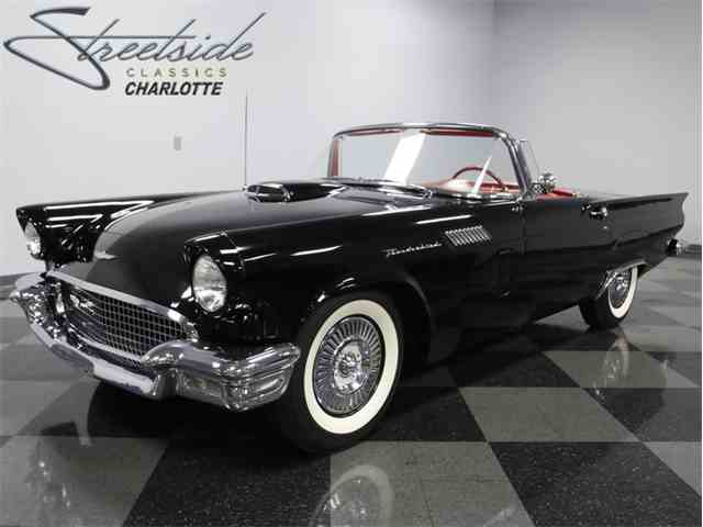 1957 Ford Thunderbird | 1000818