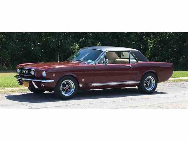1966 Ford Mustang GT | 1008182