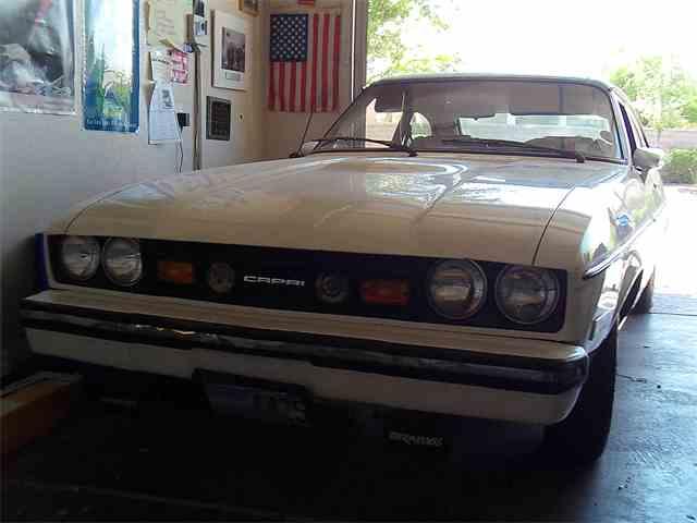 1976 Mercury Capri | 1008204