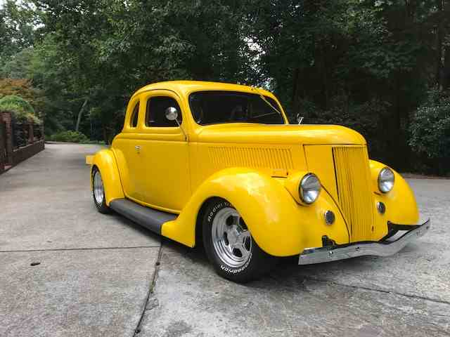 1936 Ford 5-Window Coupe | 1008205