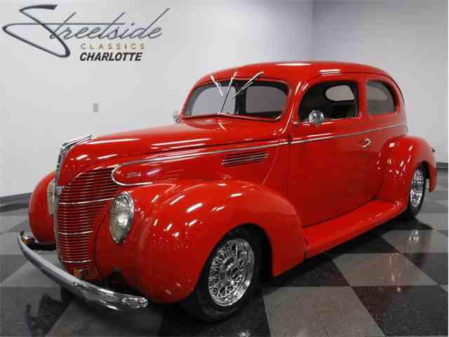 1939 Ford 2-Dr Sedan | 1000821