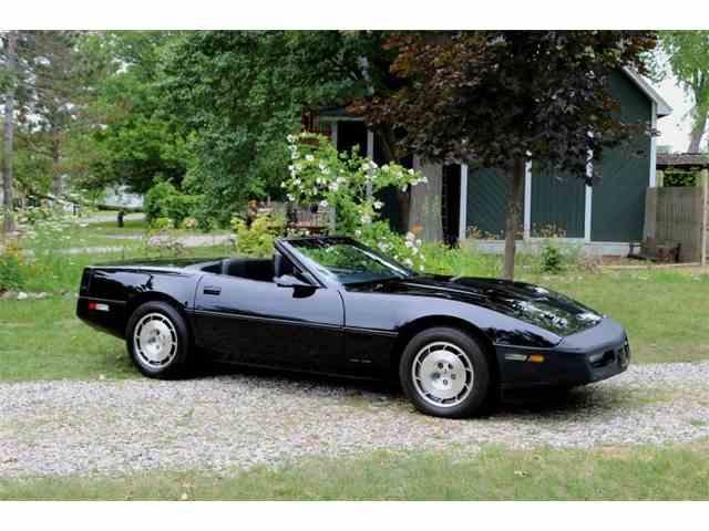 1986 Chevrolet Corvette | 1008212