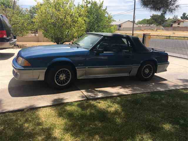 1988 Ford Mustang | 1008219
