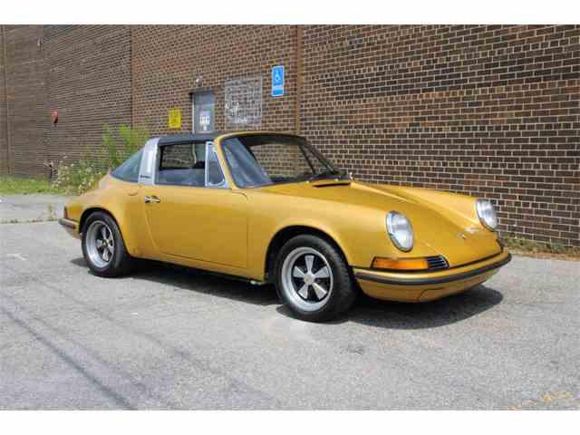 1972 Porsche 911   1008241