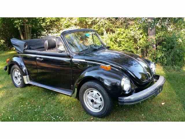 1979 Volkswagen Super Beetle | 1008243