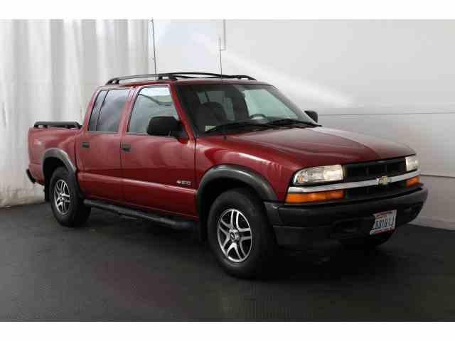 2003 Chevrolet S10 | 1008247