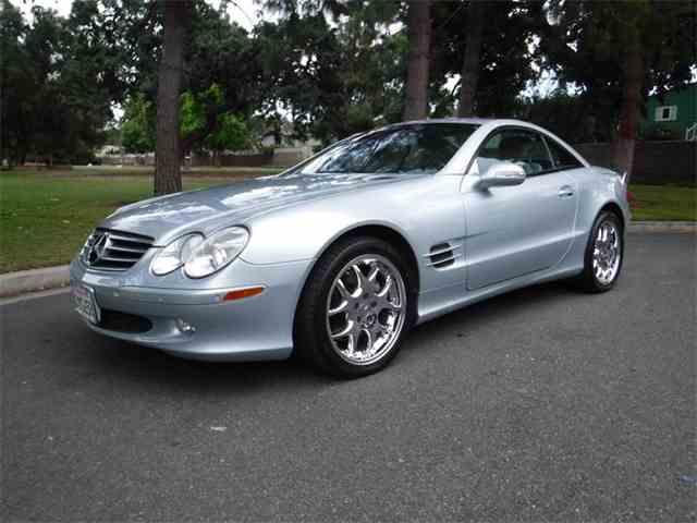 2003 Mercedes-Benz SL-Class | 1008252