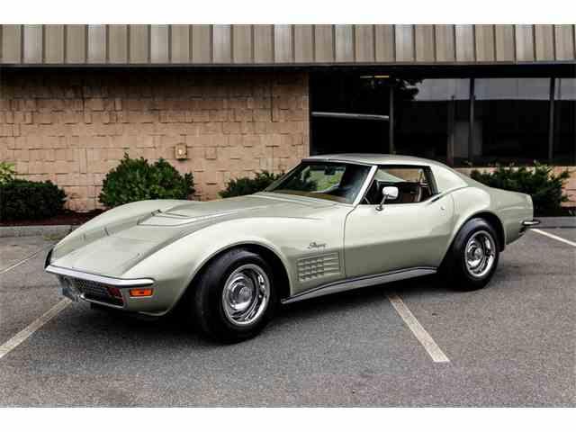 1972 Chevrolet Corvette ZR1 | 1008254