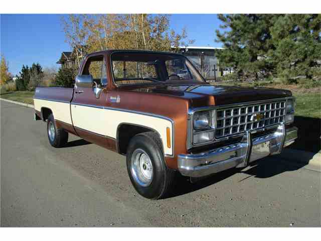 1980 Chevrolet C/K 10 | 1008277