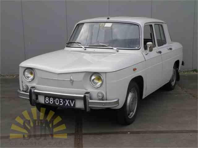 1967 Renault 8 (R1130) | 1008279