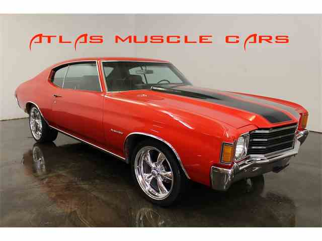 Picture of '72 Chevelle - LLZV