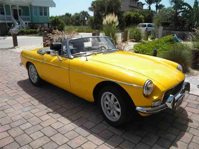 1972 MG MGB | 1008286