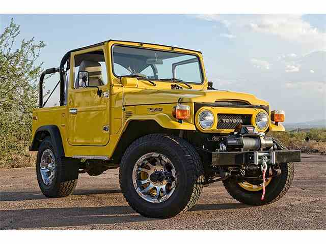 Picture of '77 Toyota Land Cruiser FJ located in Holliston MASSACHUSETTS - $35,500.00 - LLZZ