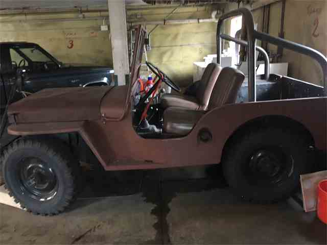 1947 Willys CJ2 | 1008288