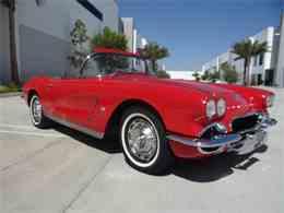 1962 Chevrolet Corvette for Sale - CC-1000829
