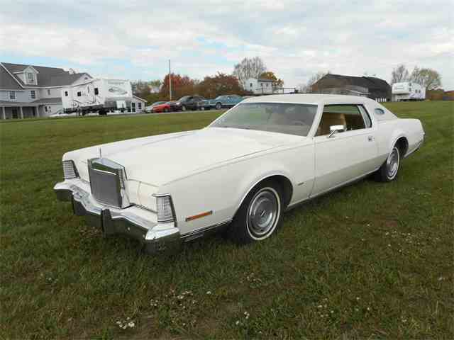 1973 Lincoln Continental Mark IV | 1008302