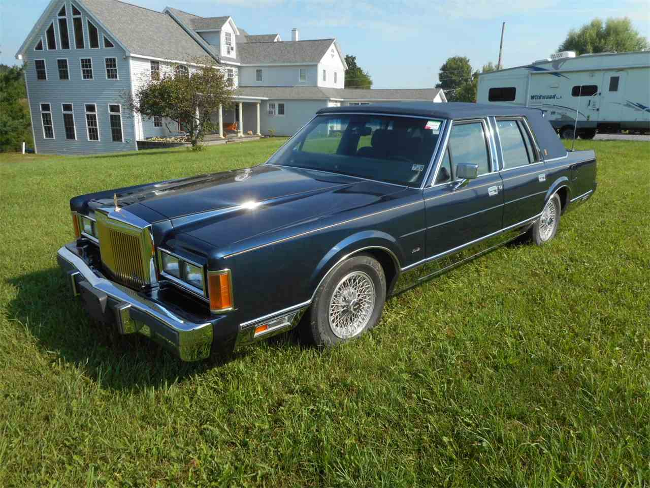 1989 Lincoln Town Car For Sale Classiccars Com Cc 1008303