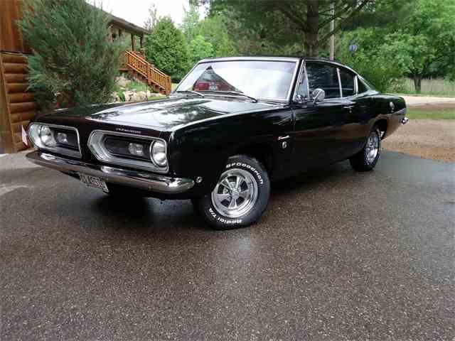 1968 Plymouth Barracuda | 1008316