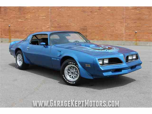 1978 Pontiac Firebird Trans Am | 1008324