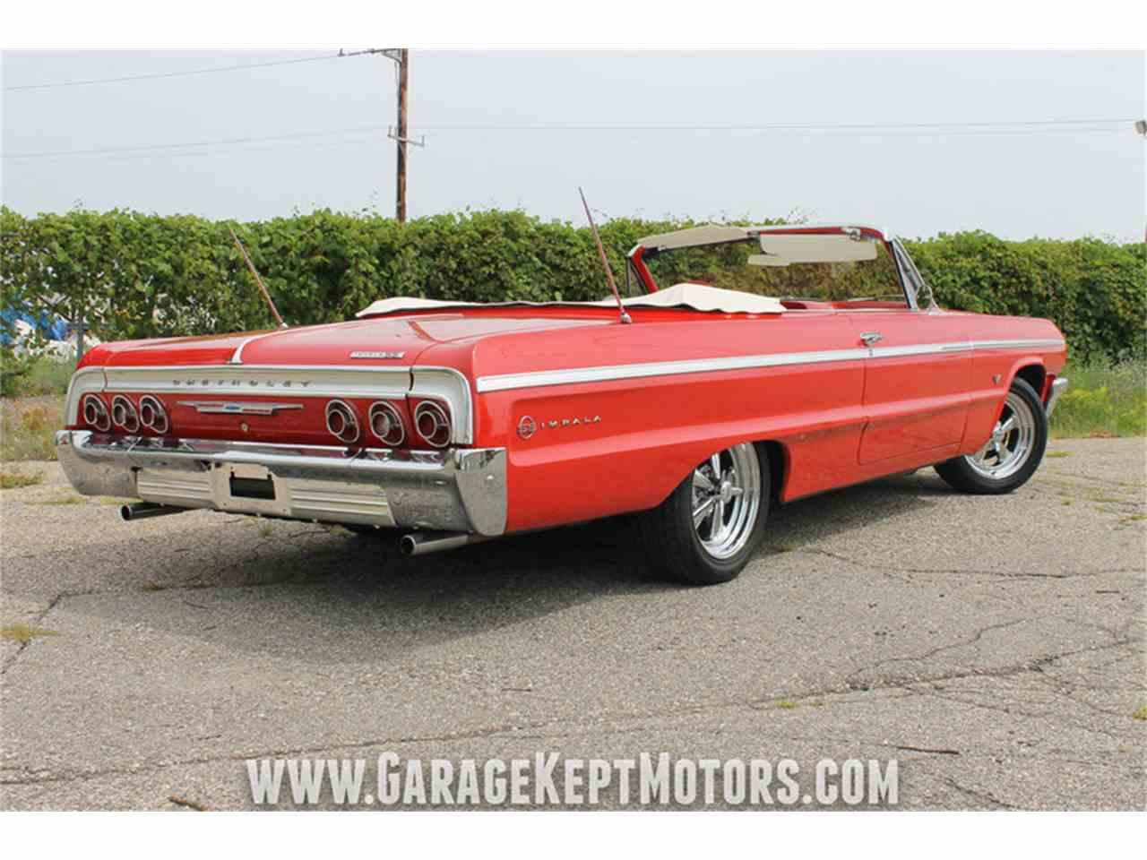 1964 Chevrolet Impala for Sale | ClassicCars.com | CC-1008326