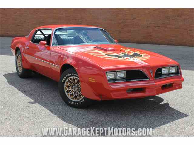 1978 Pontiac Firebird Trans Am | 1008327