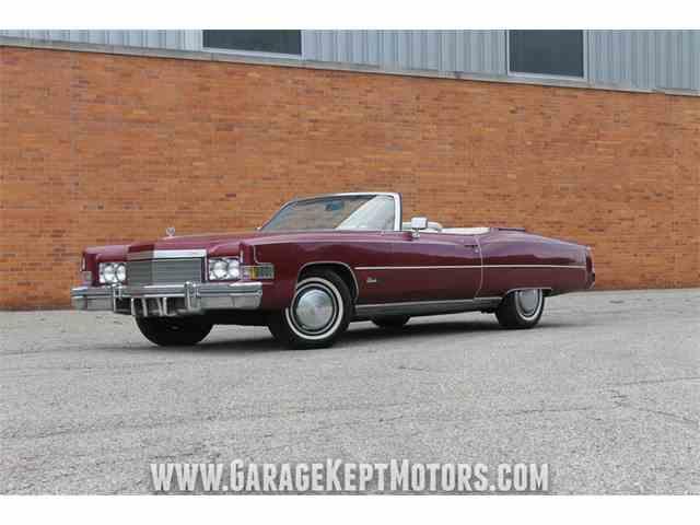1974 Cadillac Eldorado | 1008332