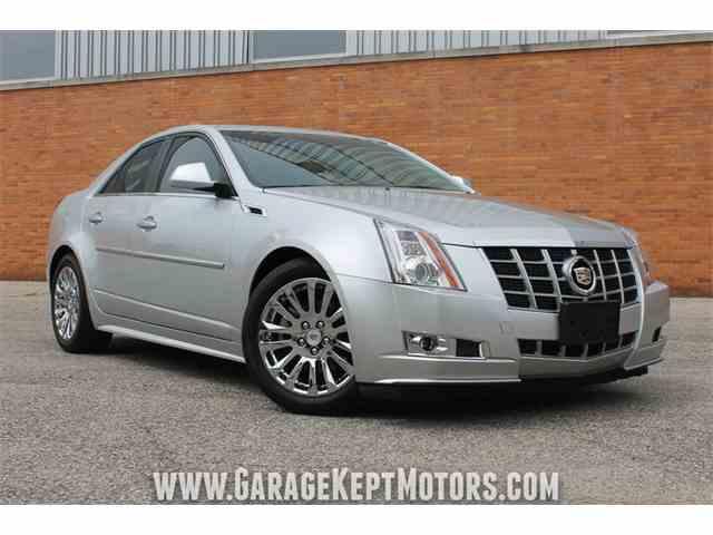 2012 Cadillac CTS | 1008333