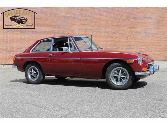1973 MG MGB | 1008334