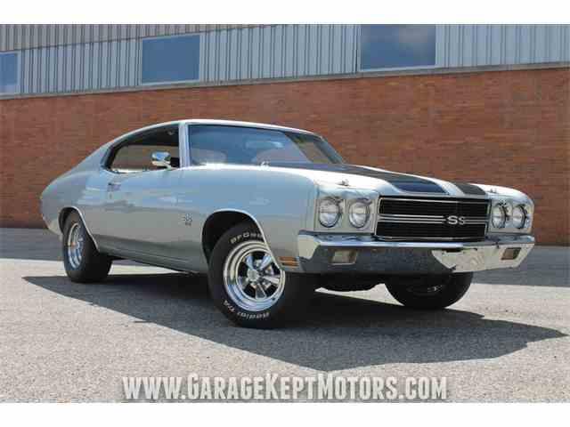 1970 Chevrolet Chevelle SS | 1008336