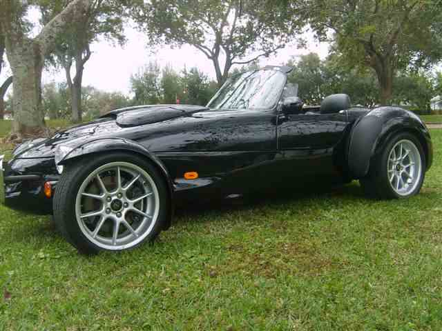 1999 Panoz AIV Roadster | 1008339