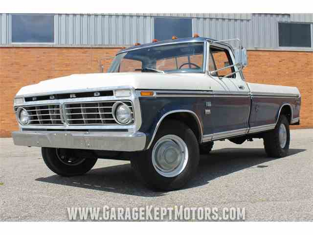 1973 Ford F350 | 1008342