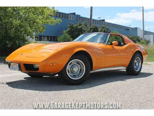 1977 Chevrolet Corvette | 1008343