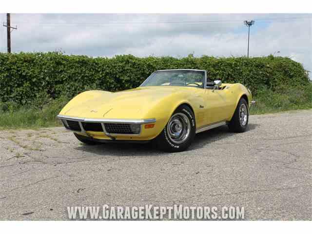 1970 Chevrolet Corvette | 1008344