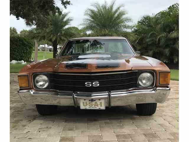 1972 Chevrolet El Camino SS | 1008356